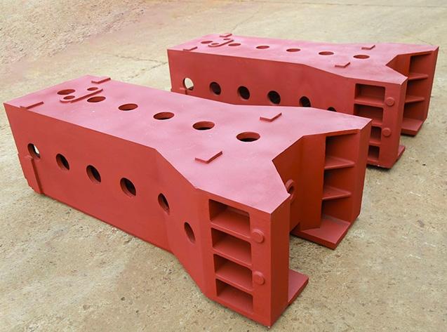 立柱机床铸件
